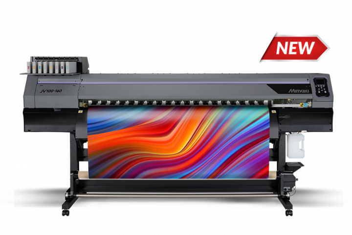 Find What's Perfect for You with Mimaki PrintOn-Select
