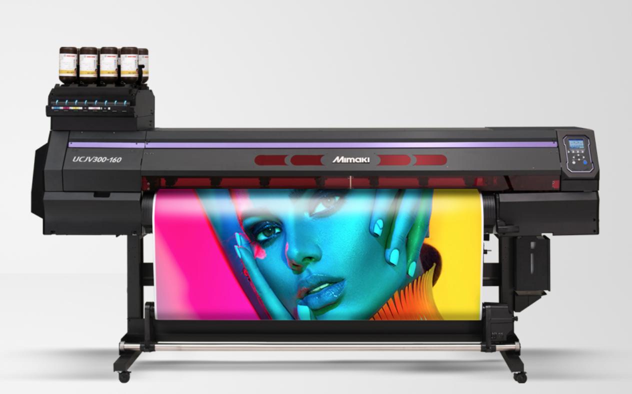 Mimaki Cut-and-Print Device