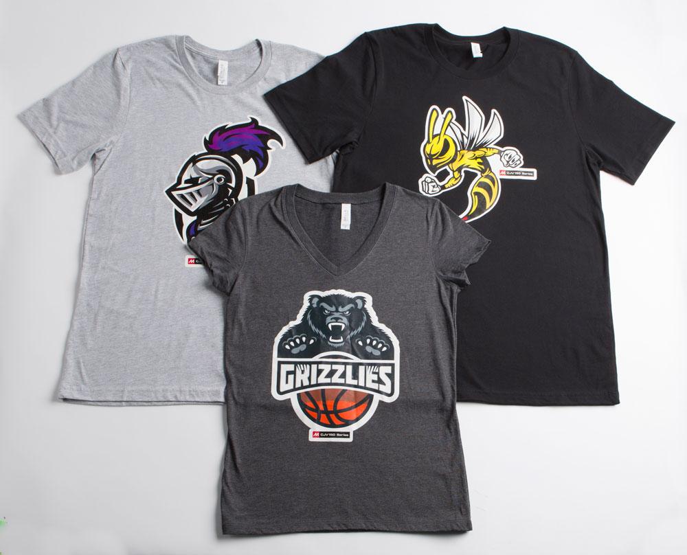 printed short sleeve t-shirts