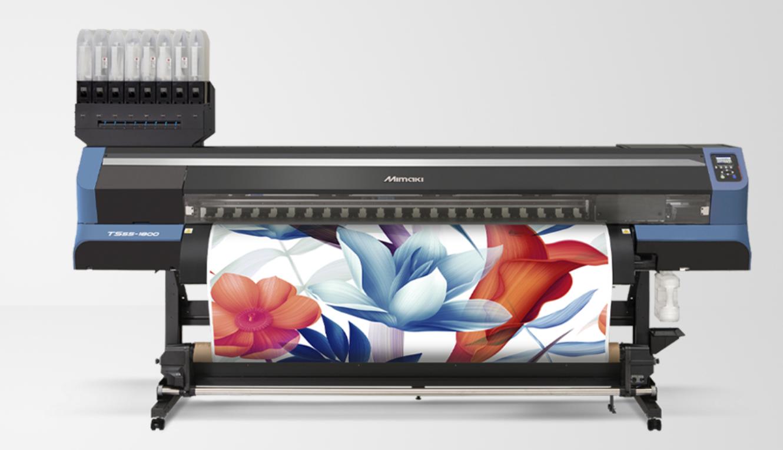 Dye sublimation printer