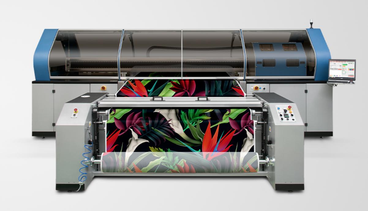 Textile ink printer