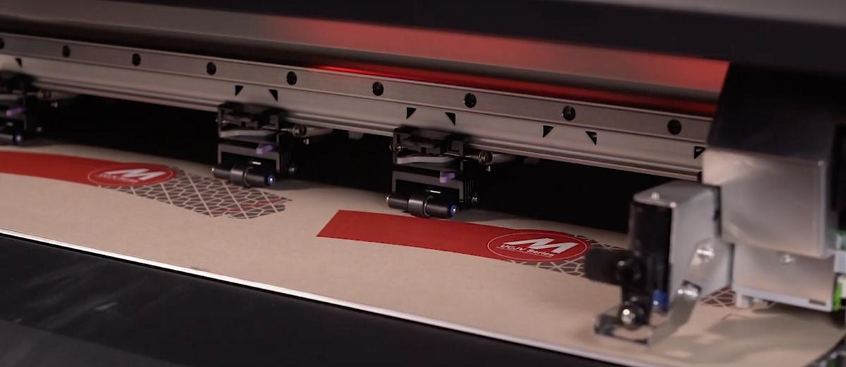 wide-format printer